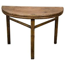half moon dining table easy dining chair design plus antique half moon table for sale at