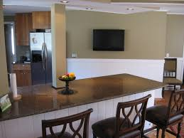 Tv In Kitchen Cabinet Kitchens Jeremykassel Com