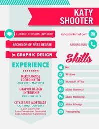 Resume Graphic 7 Ingenious Resumes That Will Make You Rethink Your Cv Graphic