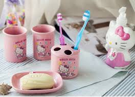 Pink Bathroom Accessories Sets by Online Buy Wholesale Pink Bathroom Set From China Pink Bathroom