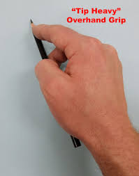 5 grips for holding a pencil for drawing my favorite grip is 2