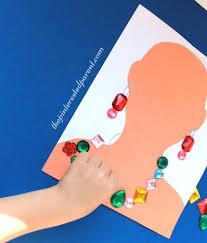build a necklace activity u2013 the pinterested parent
