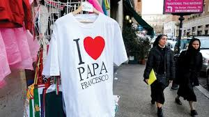 pope souvenirs pope francis s style is implicit criticism of benedict s papacy