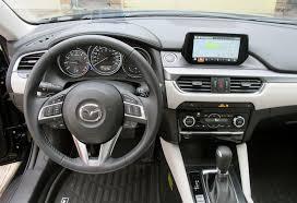 Mazda 6 2004 Interior 2016 Mazda 6 Grand Touring Review Wheels Ca
