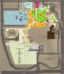Map Of Casinos In Las Vegas by Mandalay Bay Casino Level Las Vegas Nv Snap Map