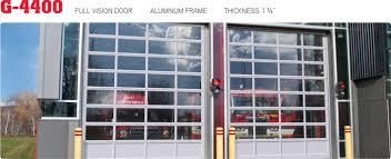 Norwood Overhead Door G 4400 Commercial Garage Doors Norwood Overhead Door
