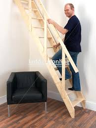 drop down attic ladder installation loft and folding stairs drop