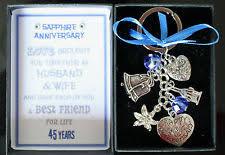 45 year anniversary gift sapphire anniversary gifts home furniture diy ebay