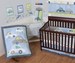 Sumersault Crib Bedding Sumersault Big Wheels Crib Bedding Baby Bedding And Accessories