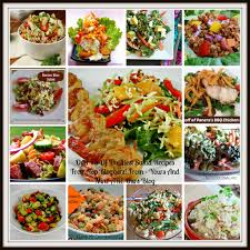best salad recipes over 75 of the best salad recipes from top bloggers yours and