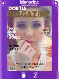magazine maker cover sensation put photo s in text frame s