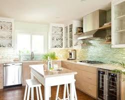 green tile kitchen backsplash green kitchen backsplash gettabu com