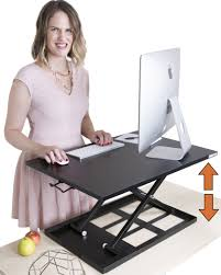 Sit Stand Desk Converter by Stand Steady X Elite Pro Standing Desk Instantly Convert Any