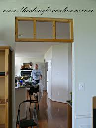 diy sliding barn style door the stonybrook house