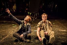 as you like it u0027s first night review by quentin letts daily mail