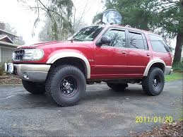 Ford Ranger Mud Truck Build - 95 explorer lifted cars pinterest ford explorer 4x4 and ford