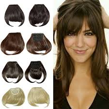 hair pieces for women clip in bangs fake hair extension hairpieces hair piece clip on