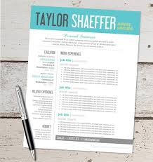 Free Creative Word Resume Templates Resume Template Sample Modern Templates In Word With Good For Free