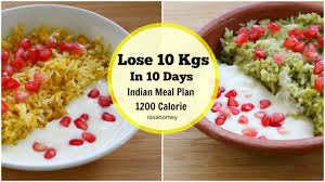how to lose weight fast 10 kgs in 10 days full day indian indian