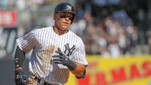 How Aaron Judge Became A Bomber The Inside Story Of The Yankees - judge is crushing the giancarlo stanton esque comparisons