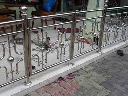 Steel Handrails For Steps The 25 Best Balcony Railing Design Ideas On Pinterest Balcony
