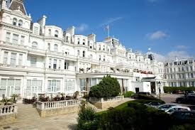 the grand hotel review eastbourne travel