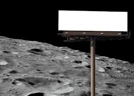 ispace wants to advertise on the moon is that