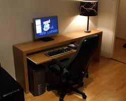 computer desk for small room choose a small computer desk ikea manitoba design
