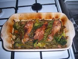 cuisiner des haricots verts surgel haricots verts et poulet au four la cuisine de mimi