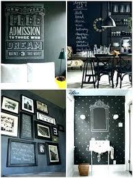 tableau noir ardoise cuisine peinture tableau noir aimante peinture tableau craie magnetique