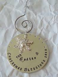 Personalized Ornaments Wedding Picture Of First Christmas Ornament Wedding Gift Personalized