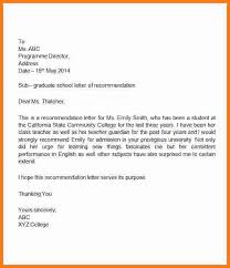 letters of recommendation for student 2 content what is a letter