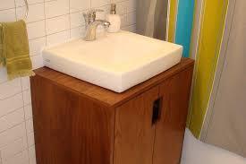 Custom Bathroom Vanity Cabinets by Walnut Bathroom Vanity Cabinet