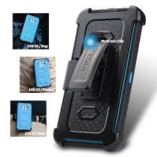 Samsung Galaxy Rugged Ulak Knox Armor Hybrid Rugged Shockproof Case Cover For Samsung