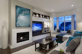 Contemporary Living Room Decorating Ideas Pictures Beautiful Living Rooms With Built In Shelving