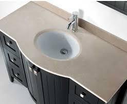 22 Inch Bathroom Vanities Narrow Depth Bathroom Vanity 16 Inch Single Sink Bathroom Vanity