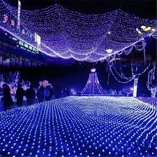 string lights outdoor 3x2m fish net led string lights outdoor wire wedding christmas ls