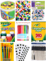 the ultimate craft kit for creative kids teach me mommy