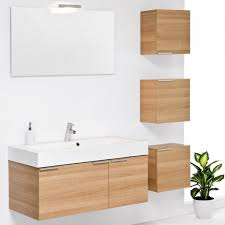design element bathroom vanities mid century bed design element solid wood bathroom vanity set