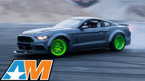 ford rtr mustang sema 2014 2015 rtr ford mustangs drifting at high speeds