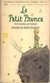 le petit prince le petit prince vintage book cover
