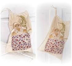 prime home decor folk art colonial ditty bag prairie doll ditty bag grubby