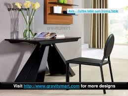 Console Dining Table by Folding Dining Tables To Coffee Table Or Console Table