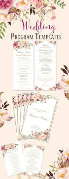what goes on a wedding program all that you need to about wedding program bridaltweet