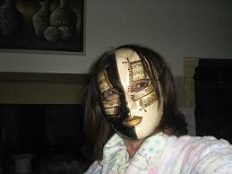 Masker Vir masker vir modderkoekie