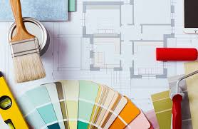 Painting Your Home Budget To Paint The Interior Of Your Home Simple