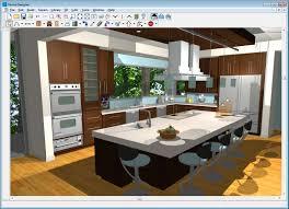 gallery of best free 3d kitchen design softwar 5611