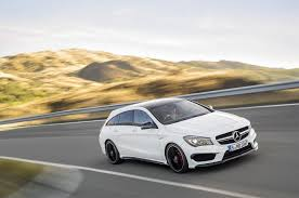 mercedes 45 amg 0 60 mercedes 45 shooting brake drive review pictures