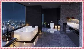 Black Modern Bathroom Black Modern Bathroom Design Stylish And Modern Bathroom Ideas