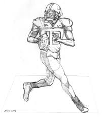 peyton manning coloring pages cecilymae